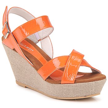 Shoes Women Sandals Regard RAGA Orange
