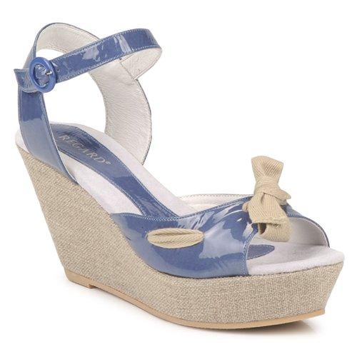 Shoes Women Sandals Regard RAGE Blue