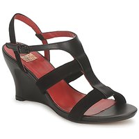 Shoes Women Sandals Vialis SELINE Black
