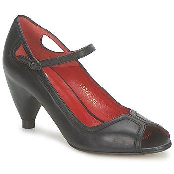 Shoes Women Court shoes Vialis POUPE Black