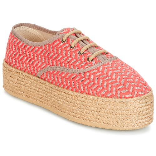 Shoes Women Espadrilles Betty London CHAMPIOLA Coral
