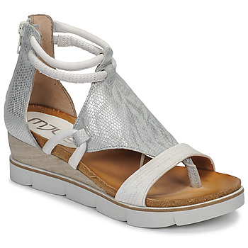 Shoes Women Sandals Mjus TAPASITA White / Silver