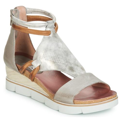 Shoes Women Sandals Mjus TAPASITA Silver