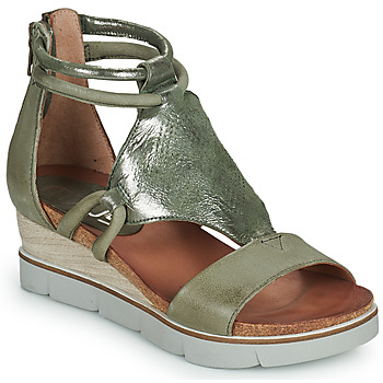 Shoes Women Sandals Mjus TAPASITA Kaki