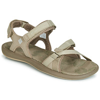 Shoes Women Sports sandals Columbia KYRA III Grey