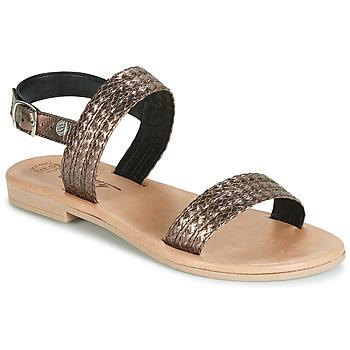 Shoes Women Sandals Betty London JADALETTE Bronze