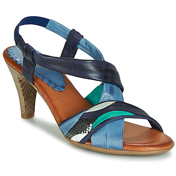 Shoes Women Sandals Betty London POULOI Blue / Green