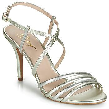 Shoes Women Sandals Betty London JIKOTIPE Gold / Silver