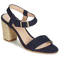 Shoes Women Sandals Betty London JIKOTIFE Marine