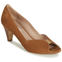 Shoes Women Court shoes Betty London JIKOTI Camel