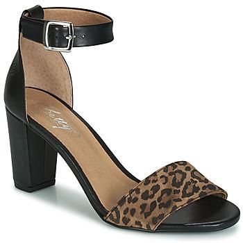 Shoes Women Sandals Betty London CRETOLIA Black