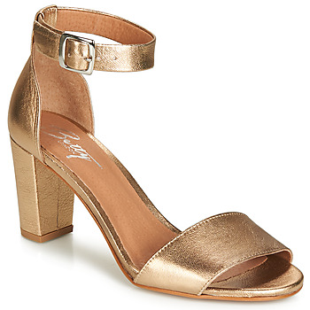 Shoes Women Sandals Betty London CRETOLIA Gold