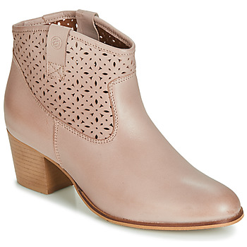 Shoes Women Ankle boots Betty London JIKOTEVE Taupe