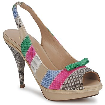 Shoes Women Sandals Fericelli NIADIK Multicolour