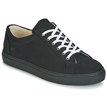 Shoes Men Low top trainers Dream in Green JAKAMIE Black
