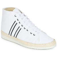 Shoes Women High top trainers Ippon Vintage BAD HYLTON White