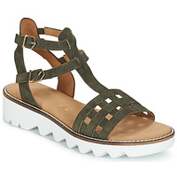 Shoes Women Sandals Gabor PARMELO Kaki