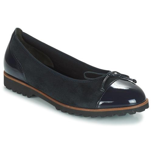 Shoes Women Ballerinas Gabor CAROLINA Marine
