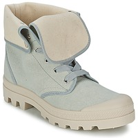Shoes Women High top trainers Casual Attitude BOPESSA Grey