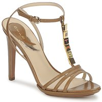 Shoes Women Sandals Etro 3443 Brown