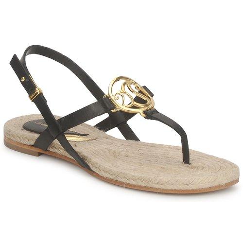 Shoes Women Sandals Etro 3426 Black
