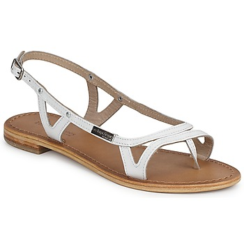 Shoes Women Sandals Les Tropéziennes par M Belarbi ISATIS White