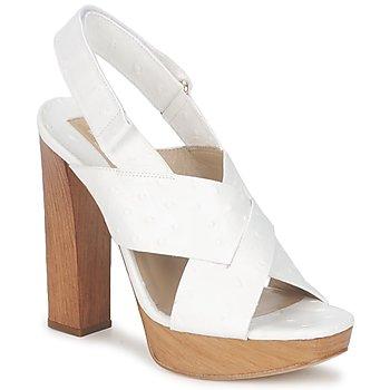 Shoes Women Sandals Michael Kors MK18072 White