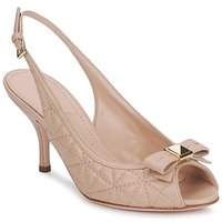 Shoes Women Sandals Sebastian S5244 Nude