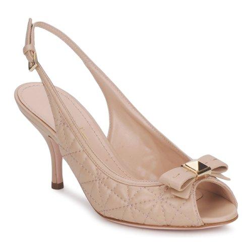 Shoes Women Sandals Sebastian S5244 Nude
