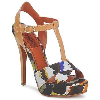 Shoes Women Sandals Missoni TM69 Multicoloured