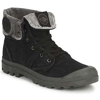 Shoes Men Mid boots Palladium US BAGGY Black