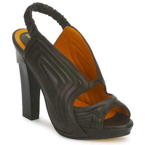 Shoes Women Sandals Karine Arabian ORPHEE Black