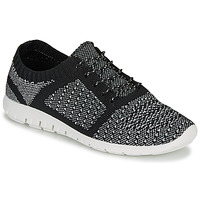 Shoes Women Low top trainers André SURF Grey