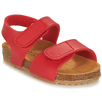 Shoes Girl Sandals André ASTRE Red