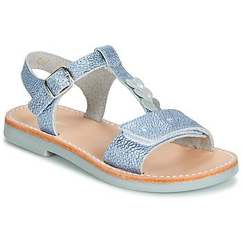 Shoes Boy Sandals André TOPAZE Blue