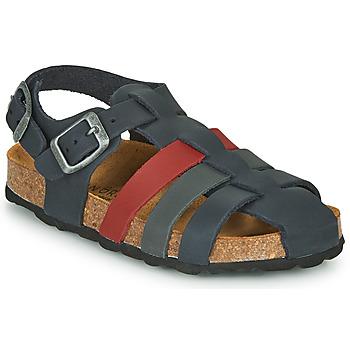 Shoes Boy Sandals André TOTEM Blue