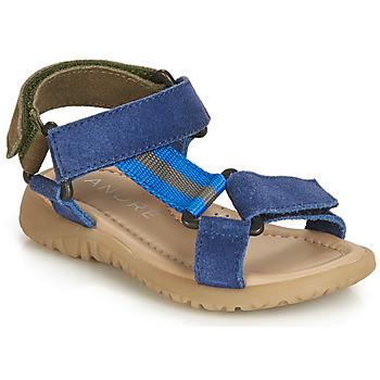 Shoes Boy Sandals André SUEZ Blue