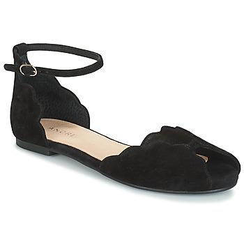 Shoes Women Sandals André SERINGAT Black
