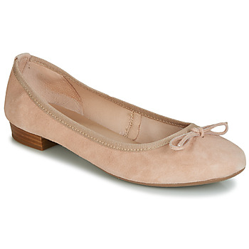 Shoes Women Ballerinas André CINDY Nude