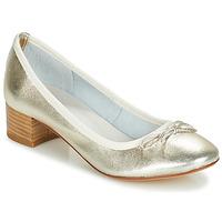 Shoes Women Court shoes André POETESSE Gold