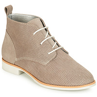 Shoes Women Mid boots André SIROCCO Taupe