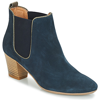 Shoes Women Ankle boots André RELEASE Blue