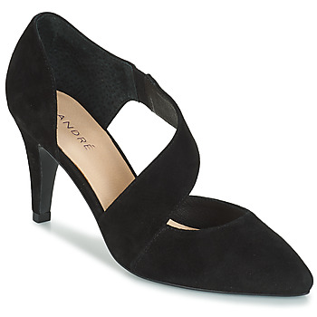 Shoes Women Court shoes André SOIE Black