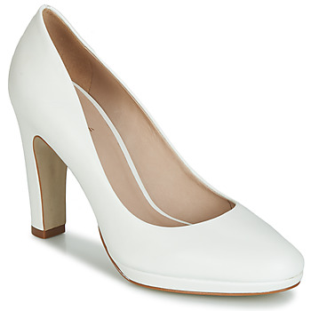 Shoes Women Court shoes André CALI White