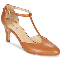 Shoes Women Court shoes André FALBALA Camel