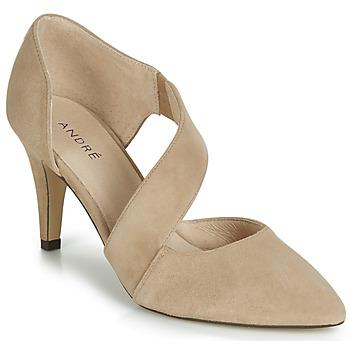 Shoes Women Court shoes André SOIE Beige