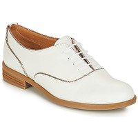 Shoes Women Derby shoes André CHOMINE White