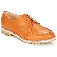 Shoes Women Derby shoes André CHARLELIE Camel