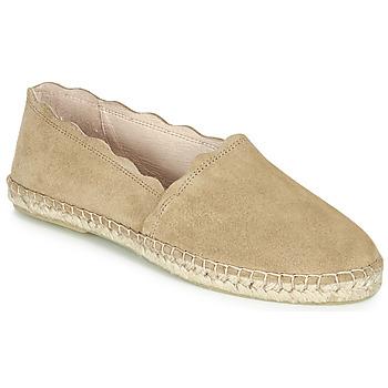 Shoes Women Espadrilles André RHUM Taupe