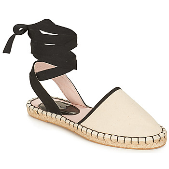 Shoes Women Espadrilles André ROSA Beige